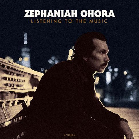 Traditional Country Singer/Songwriter ZEPHANIAH OHORAAnnounces New Studio Album