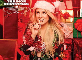 "Meghan Trainor Releases Bubbly Sweet Holiday Single ""My Kind of Present"""