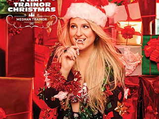 """Meghan Trainor Releases Bubbly Sweet Holiday Single """"My Kind of Present"""""""
