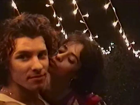 "Shawn Mendes & Camila Cabello Share Personal Footage With Rendition of ""The Christmas Song"""