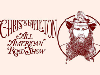 Chris Stapleton Launches All-American Road Show 2020 Tour