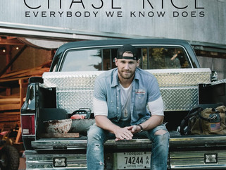 """Chase Rice - """"Everybody We Know Does"""" Single Review"""