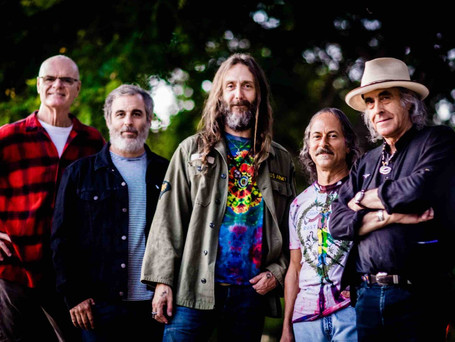"""GREEN LEAF RUSTLERS Release Cover Of THE ROLLING STONES """"NO EXPECTATIONS"""""""