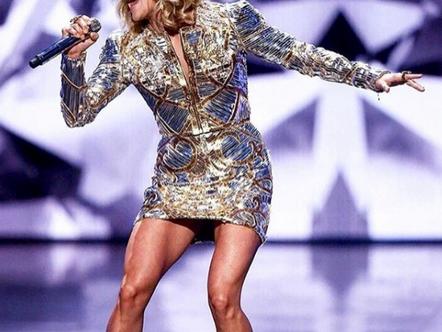 Carrie Underwood taken to Court!