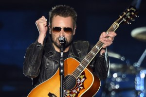 Eric Church Pays Tribute to the Hag