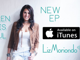 Up-and-coming country singer-songwriter: Liz Moriondo