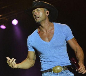 Tim McGraw Covers July/August Men's Health and Shares Fitness Tips