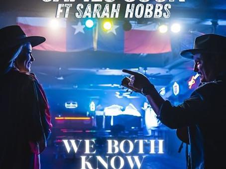 "James Cook (f. Sarah Hobbs)""We Both Know Better"""