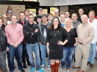 'No Shave November' participants come together for annual day one beardless photo