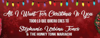 Hot -Perfect for Christmas new single by Stephanie Urbina Jones