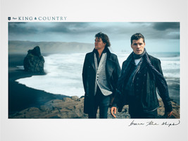 """GRAMMY® NOMINEE for KING & COUNTRY SECURES SIXTH No. 1 HIT ON BILLBOARD CHARTS WITH """"BURN THE SHIPS"""""""