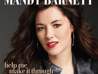 "TORCH COUNTRY STYLIST MANDY BARNETT RELEASES TENDER, LUSH ""HELP ME MAKE IT THROUGH THE NIGHT"""