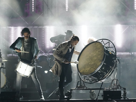 "KING & COUNTRY PERFORMUNIQUE RENDITION OF ""LITTLE DRUMMER BOY"""