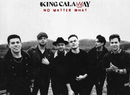 """KING CALAWAY RELEASES NEW SINGLE                       """"NO MATTER WHAT"""""""