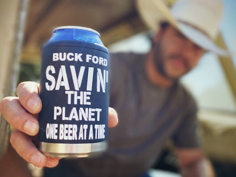 """Country Boy, Buck Ford is """"Savin' the Planet"""""""