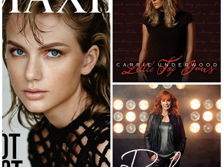 Get The Look: Taylor, Carrie, and Reba