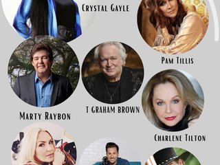 Love From Music City Announces Celebrities To Participate At Their 5th Annual Gala October