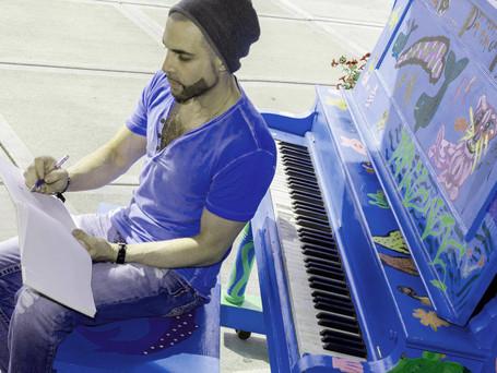 "SMOOTH JAZZ ARTIST MARSHALL CHARLOFF RELEASES BRAND NEW SINGLE ""2 CHORDS"""