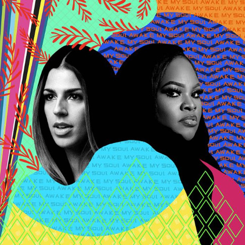 "HILLSONG WORSHIP AND TASHA COBBS LEONARD ANNOUNCE COLLABORATIVE RELEASE FOR ""AWAKE MY SOUL"""