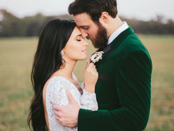 Kacey Musgraves Marries Ruston Kelly in Forest Ceremony