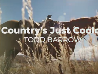 Texas Singer-Songwriter Todd Barrow Makes A Name For Himself