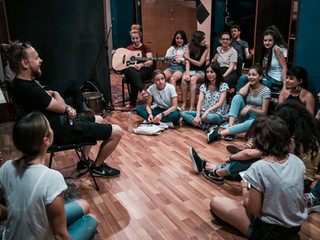 Non-Profit Foundation Nvak Helps Struggling Musicians in Overlooked Countries