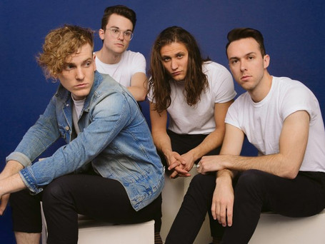 "COIN's ""You Are The Traffic"" is a Dreamy Pop/Rock Metaphor"