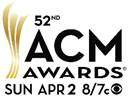 First Round of Performers for the 52nd ACM Awards Announced
