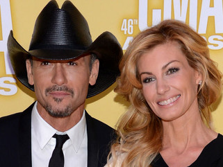 Faith Hill On Upcoming Tour - Breaking Out The Moves