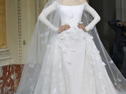 Fantasy Wedding Dress of 2016