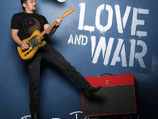 """Brad Paisley to Release New Album """"Love and War"""" as Country's First Visual Album"""