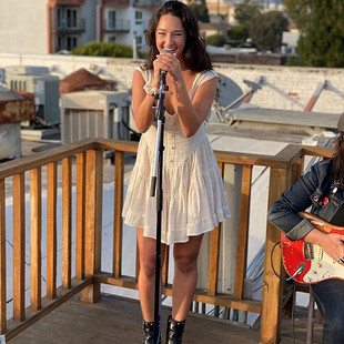 Maeve Steele's Coastline Virtual Tour Perfectly Combined Music and Philanthropy