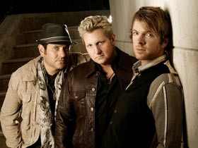 Rascal Flatts Live Up to Country Image