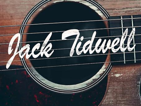 "Jack Tidwell.   ""I Am An Outlaw"""