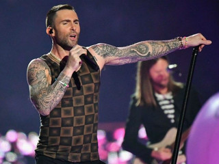 Maroon 5 Donates $500,000 to Charity Ahead of Super Bowl