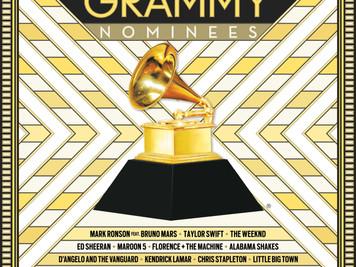 2016 GRAMMY NOMINEES COMPILATION ALBUM RELEASED