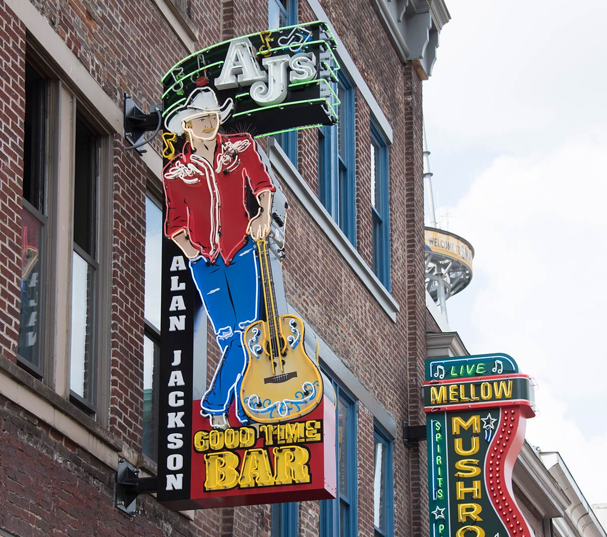 AJ's Good Time Bar