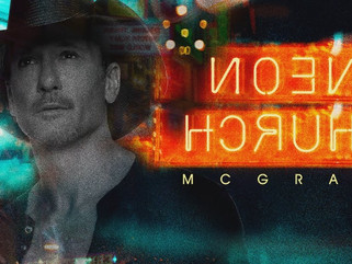 "Tim McGraw Stretches the Bounds of a ""Single"" with ""Neon Church"""