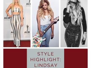 Style Highlight: LINDSAY ELL