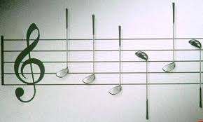 Music and Golf