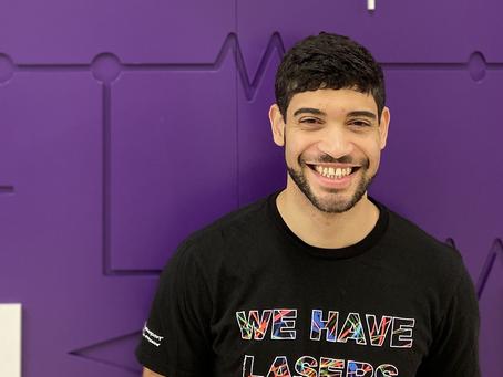 Meet Omar Gowayed: Chemical and Biomolecular Engineering PhD Student