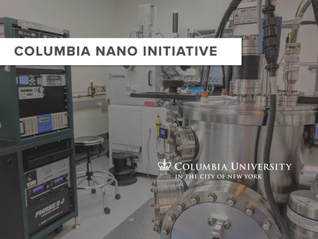 Facility Highlight: Columbia Nano Initiative Shared Facilities