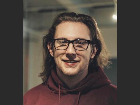 Meet Jonathan Stoeber: Chemistry PhD Student