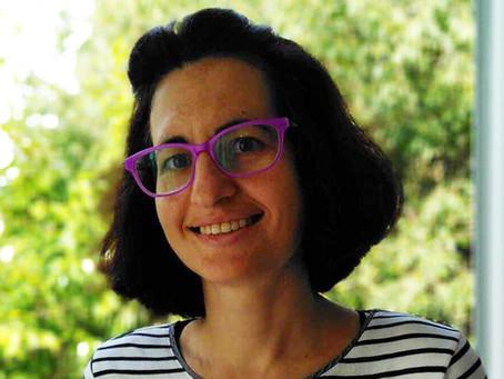 Meet Dr. Maria Maragkou: Senior Editor for Nature Materials