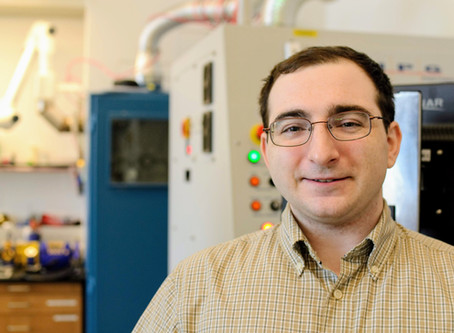 Meet Jeffrey Elloian: Electrical Engineering PhD Student