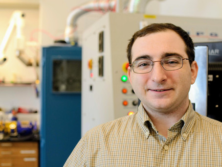 Meet Jeffrey Elloian: Electrical Engineering PhD Student