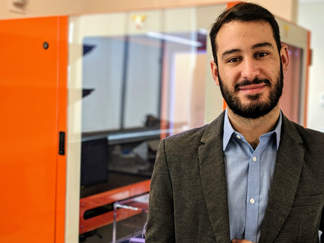 Meet Francesco Lavini: Physics PhD Student
