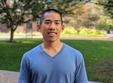 Meet Richard Li: Mechanical Engineering PhD Student