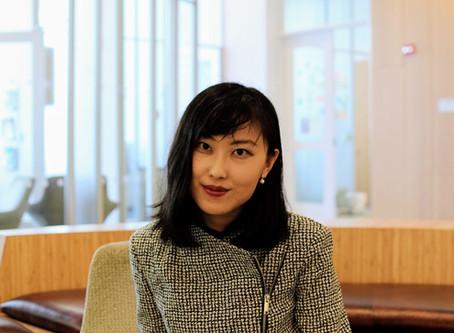 Meet Yoko Bian: Chemistry PhD Student