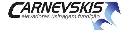 Logo Carnevskis Elevadores Usinagem e Fundição